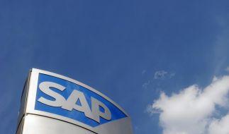 SAP im ersten Quartal mit Gewinnzuwachs (Foto)