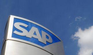 SAP macht sich in der Datenwolke breit (Foto)
