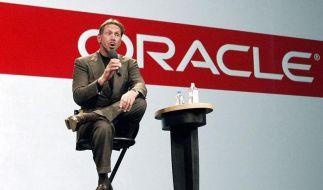 SAP-Rivale Oracle setzt guten Lauf fort (Foto)