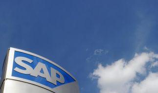 SAP verbessert Quartalsgewinn um zehn Prozent (Foto)
