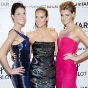 Sarah-Anessa Hitzschke oder Luisa Hartema? Heidi Klum wird wohl einer der beiden zu GNTM 2012 küren.