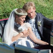Damit hat so kurz nach der Hochzeit niemand gerechnet! (Foto)