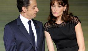 Sarkozy und Bruni  (Foto)