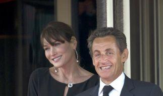 Sarkozy und die Liebe zur Literatur (Foto)