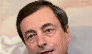 Sarkozy will Draghi als neuen EZB-Chef (Foto)
