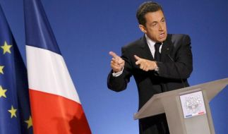 Sarkozy will Stabilitätspakt lockern. (Foto)