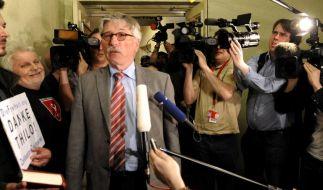 Sarrazin bleibt in der SPD (Foto)
