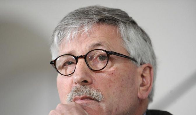 Sarrazin wird nicht aus SPD ausgeschlossen (Foto)