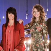 """Sasha, Nena & Tochter Larissa und Mark Forster (von links) sind die Juroren bei """"The Voice Kids"""" 2017. (Foto)"""