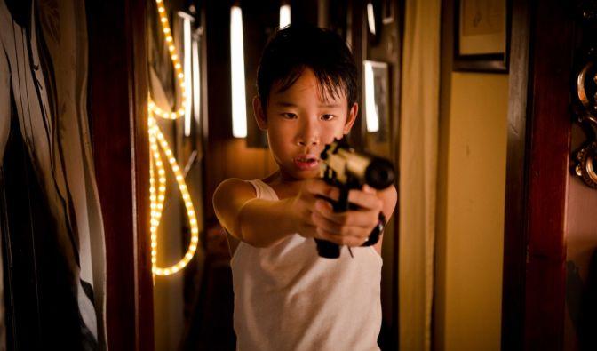 Sat.1-Thriller Verfolgt - Der kleine Zeuge verspricht Spannung (Foto)