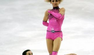 Savchenko/Szolkowy können Erfolge nicht vergolden (Foto)