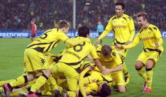 SC Freiburg - Borussia Dortmund (Foto)