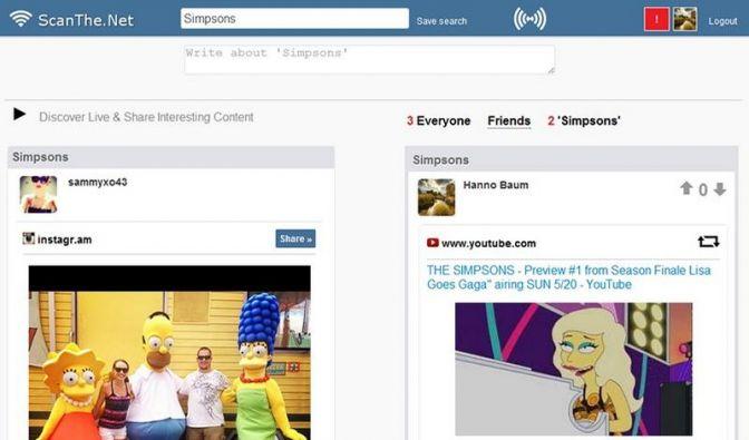 Scanner für Soziale Netzwerke spürt Spannendes auf (Foto)