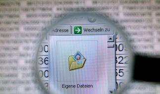 Schaar: Mängel bei staatlicher Überwachungssoftware (Foto)