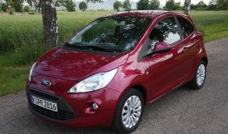 Schade drum: Aus der Kultschüssel Ford Ka ist ein automobiler Einheitsbrei geworden. (Foto)