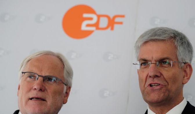 Schächter verlässt Brücke des ZDF-Dampfers (Foto)