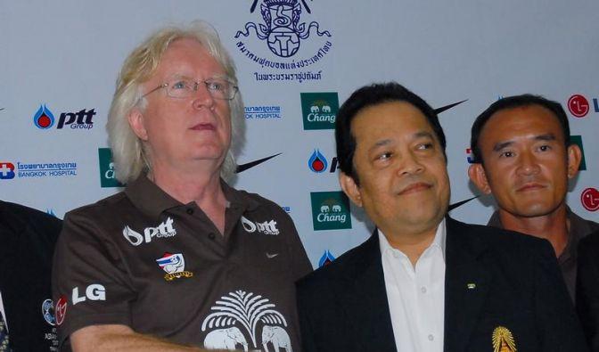 Schäfer fordert «Tierisches» von Thailändern (Foto)