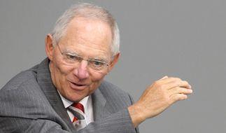 Schäuble deutet Änderungen an zweitem Athen-Paket an (Foto)
