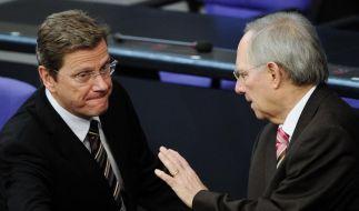 Schäuble droht Schlappe bei Steuervereinfachung (Foto)