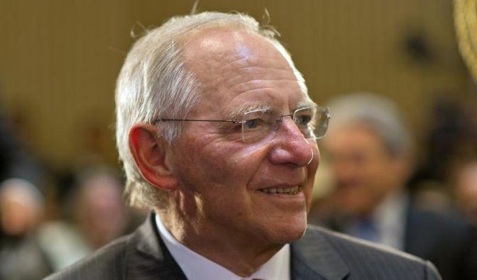 Schäuble: «Fiskalpakt wird in Kraft treten» (Foto)