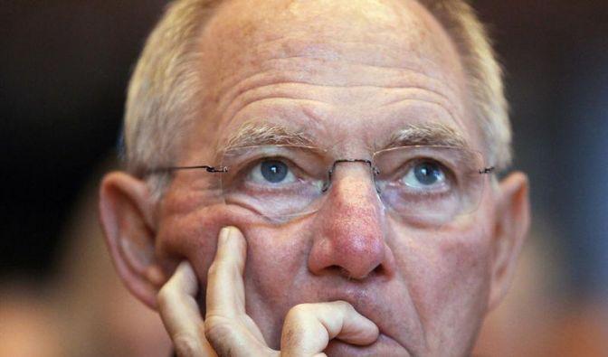 Schäuble: Garantien für Rettungsschirm reichen aus (Foto)