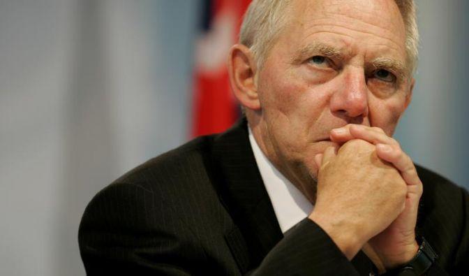 Schäuble: Griechen sollten EU-Hilfe akzeptieren (Foto)