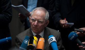 Schäuble spricht von drittem Milliardenpaket für Griechenland (Foto)