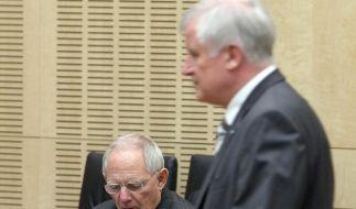 Schäuble: Nach Krise mehr Europa nötig (Foto)