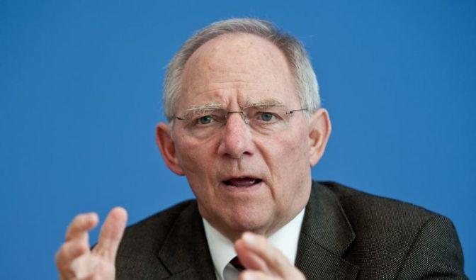 Schäuble strebt «erweiterte Börsensteuer» an (Foto)