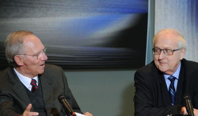 Schäuble und Brüderle streiten über Steuervereinfachung (Foto)