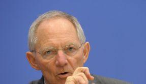 Schäuble verteidigt Euro-Hilfen (Foto)