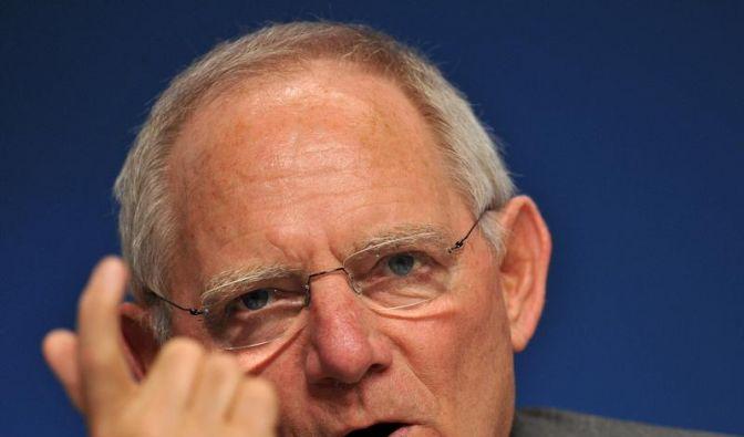 Schäuble weiter gegen höhere Pendlerpauschale (Foto)