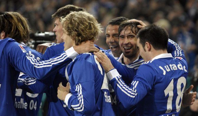 Schalke 04 - SV Werder Bremen (Foto)