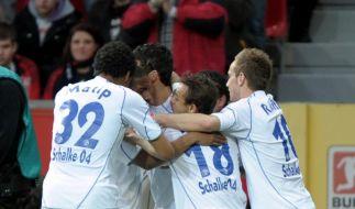 Schalke an der Spitze - Bayern verliert Süd-Gipfel (Foto)