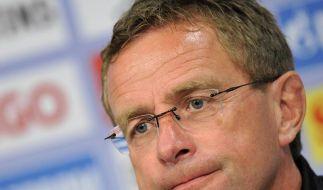 Schalke braucht «viel Geduld» gegen Helsinki (Foto)