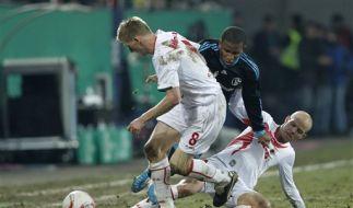 Schalke erlöst (Foto)