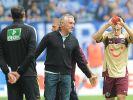 Schalke-Fehlstart perfekt - Diego-Comeback mit 3:4 (Foto)