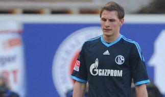 Schalke hofft auf Höwedes-Einsatz in Manchester (Foto)