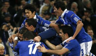Schalke im Viertelfinale (Foto)