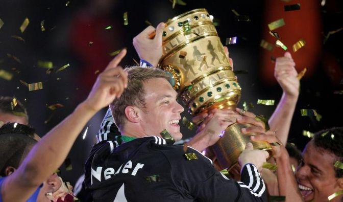 Schalke-Party ohne Ende - Versöhnlicher Abschluss (Foto)