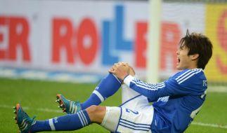 Schalke wohl ohne Uchida und Fuchs gegen Sandhausen (Foto)