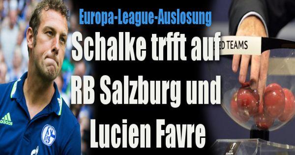 europa league spielplan auslosung