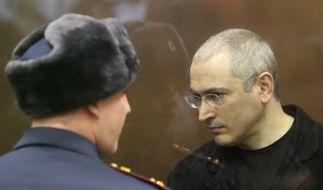 Scharfe Kritik an Chodorkowski-Urteil (Foto)