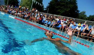 Schauschwimmen (Foto)