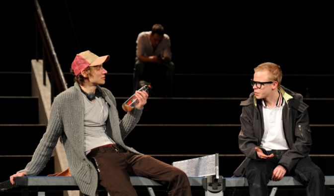 Schauspiel (Foto)