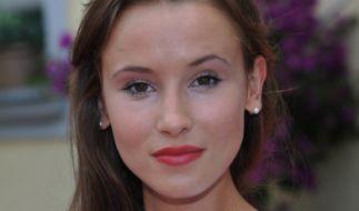 Schauspielerin Peri Baumeister steht ihrer Schwester Muriel in Sachen Talent in nichts nach. (Foto)