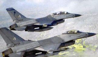 Scherzanruf alarmiert Pakistans Luftwaffe (Foto)