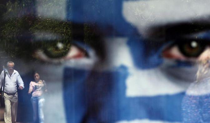 Schicksalswahl in Griechenland (Foto)