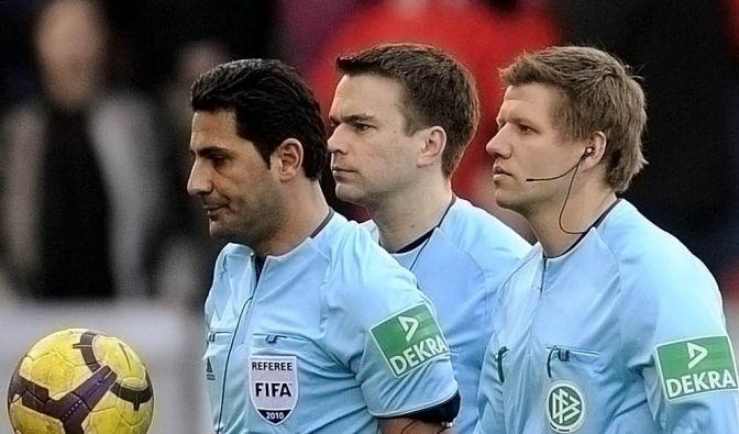 Schiedsrichter Rafati leidet unter Depressionen (Foto)