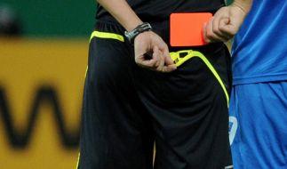 Schiedsrichter (Foto)